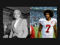 Rosa Parks Meme - naacp president compares colin kaepernick to rosa parks