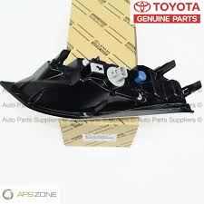lexus parts hong kong genuine lexus lamp assembly front turn signal oem 81510 60591 ebay