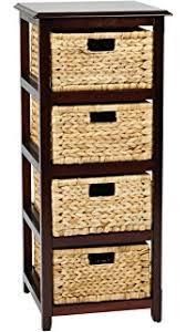 amazon com office star 5 shelf corner ladder bookcase espresso