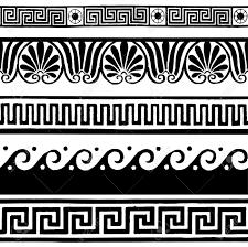 greek key border clip art clipart collection