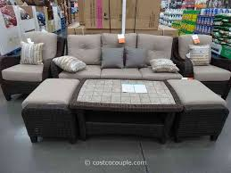 patio dining sets with fire pits patio couch set wayfair furniture ukpatio sectional aluminum sets