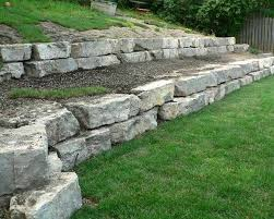 Best  Rock Retaining Wall Ideas On Pinterest Retaining Walls - Retaining wall designs ideas