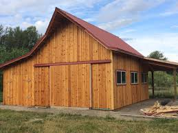 Monitor Style Barn by Barncraft U2013 Design U0026 Supply