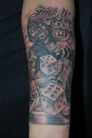 joker jester tattoos clown arm photo design idea for and