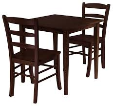 Chair Dining Table 2 Chair Dining Room Set Amazon Com Black 3 Piece Country Cottage