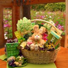 send easter baskets an easter festival deluxe gift basket www sdgiftbaskets