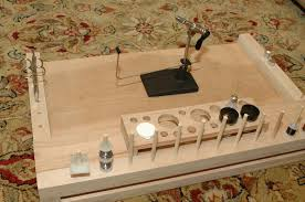 Fly Tying Bench Plans