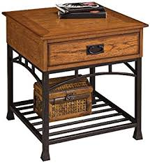 amazon com home style 5050 20 modern craftsman end table