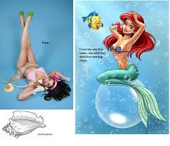 tattoo idea little mermaid pin up tattoo ideas pinterest