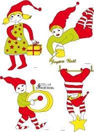 noël bricolage à imprimer des étoiles décoratives christmas