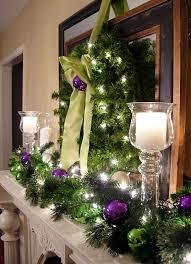 christmas mantel decor festive christmas mantel decorating idea in my own style