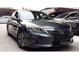 honda accord honda accord 2012 vti l 2 0 in kuala lumpur automatic sedan grey for