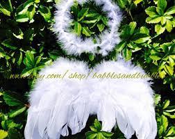 Halloween Costume Angel Wings Costume Wings Etsy