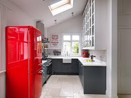 modern kitchen red kitchen floor small modern luxury kitchen red refrigerator white