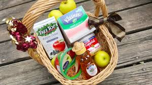 Soup Gift Baskets Share U0026 Care Gift Basket With Kleenex Tissue Surviving A