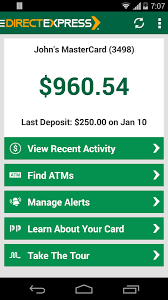 direct deposit card direct express android apps on play