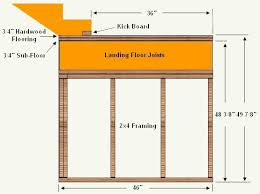 L Shaped Stairs Design How To Make Or Build A