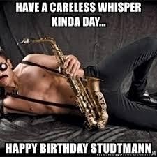 Saxophone Meme - careless whisper saxophone meme mne vse pohuj