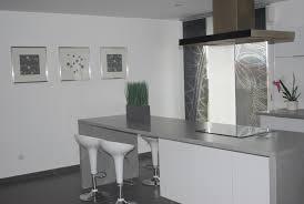 deco cuisine gris et blanc cuisine grise et blanche photo 4 7 3511729