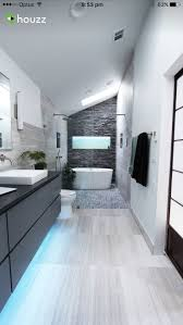Vanity Designs For Bathrooms Best 25 Long Narrow Bathroom Ideas On Pinterest Narrow Bathroom