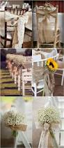 Outdoor Wedding Chair Decorations Best 25 Rustic Chair Ideas On Pinterest Reupholster Dining