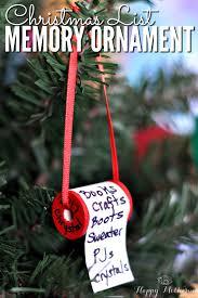 you ll cherish this list memory ornament happy mothering