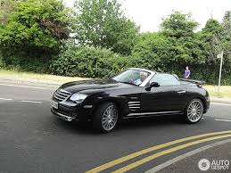 chrysler crossfire roadster srt 6 28 july 2013 autogespot