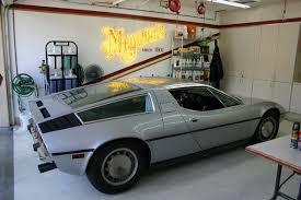 Maserati Bora Interior 1973 Maserati Bora Extreme Makeover