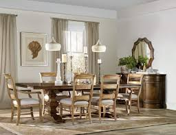 Dining Room Tables With Leaves by Hooker Furniture Dining Room Archivist Trestle Table W 2 18in