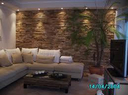 steinwand wohnzimmer platten moderne möbel und dekoration ideen geräumiges steinwand