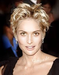 photos of short hair for someone in their sixes most popular hairstyles june 2011