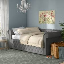 tufted daybed wayfair