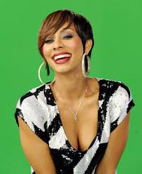 short hair styles with front flips short keri hilson hairstyles