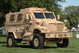 army vehicles maxxpro mine resistant ambush protected vehicle military today com