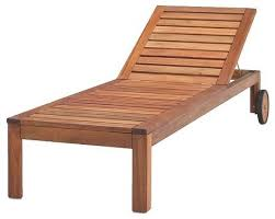 Patio Lounge Chairs Alluring Wooden Chaise Lounge With Living Room Stylish Patio