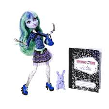 Howleen Wolf 13 Wishes Monster High 13 Wishes Doll Assortment 18 00 Hamleys For