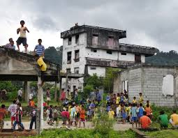 ambon after conflict the kids on the burning playground