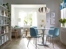 Light Blue Dining Room Up Your Friends In Contemporary Scandinavian Style Ikea