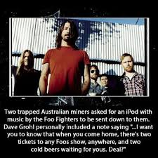 Foo Fighters Meme - good guy dave grohl oh and he ll write a song for you ballad of