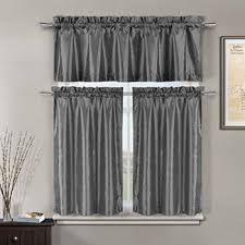 How To Make Ruffled Curtains Kitchen Curtains U0026 Bathroom Curtains Jcpenney