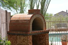 Backyard Brick Pizza Oven Brickwood Ovens The Louis Family Wood Fired Brick Pizza Oven