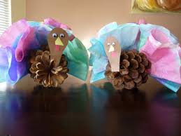 pine cone turkey craft the files of mrs e