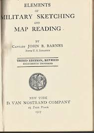 Fort Benning Map The Origins Of Army Map Reading U2013 1938 Northing U0026 Easting