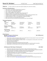 Resume With Qualifications 40 Best Artist Resume Semples Vntask Com