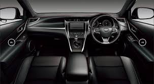 harrier lexus interior toyota harrier 2018 overview car 2018 2019