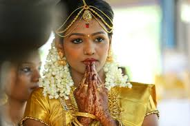traditional kerala hindu wedding photography camrin films best