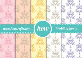 wedding gift wrapping paper howcrafts floral wrapping paper downloadable pdf for unlimited prints