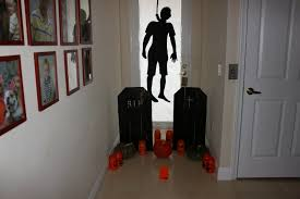 how to make scary halloween decorations unac co