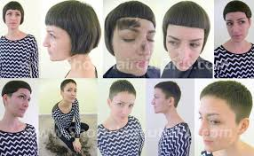 ultra short bob hair short haircut girls