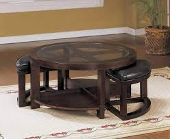 upholstered round ottoman coffee table pictures u2014 home design and
